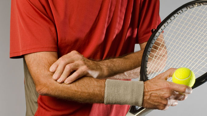 Oakland Chiropractic Care for Tennis Elbow