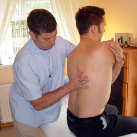 Oakland Scoliosis Treatment