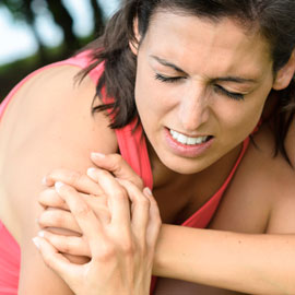 Oakland Shoulder Pain Chiropractor